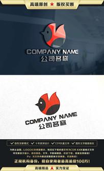 小鸟标志小鸟LOGO设计