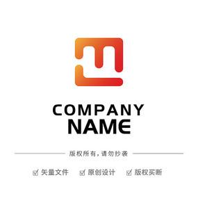 LM字母logo