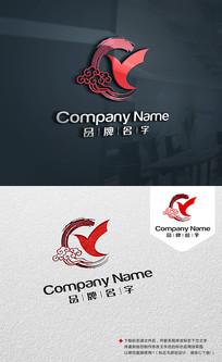 茶叶LOGO茶叶标志设计