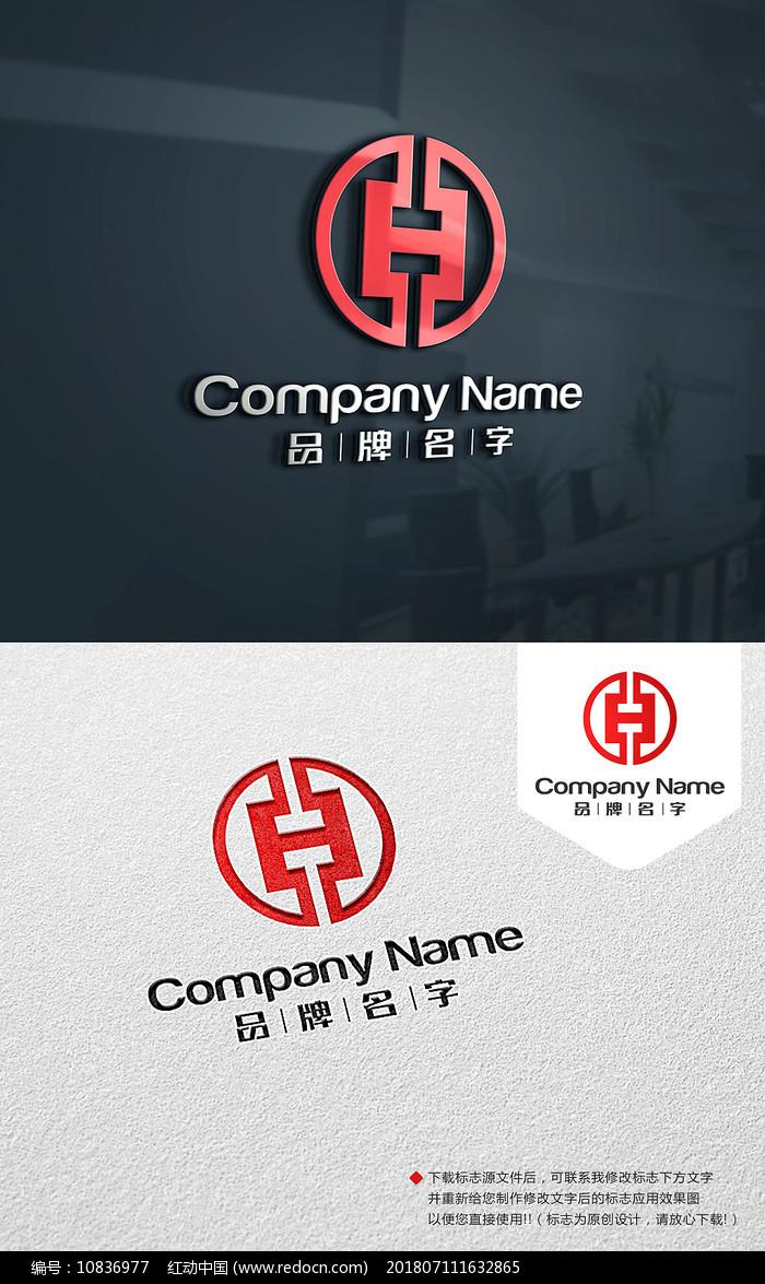 金融标志金融LOGO设计图片