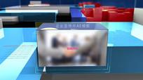 三维空间企业宣传片片头标志AE模板