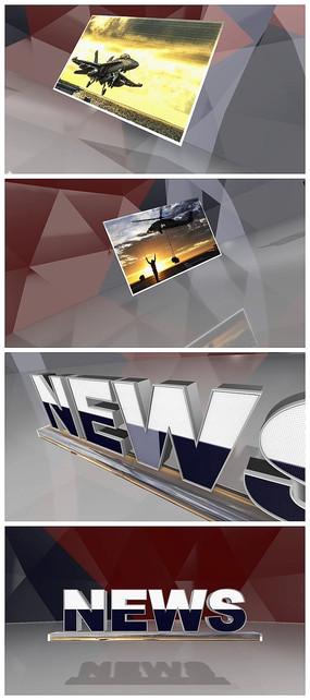 新闻片头视频模板