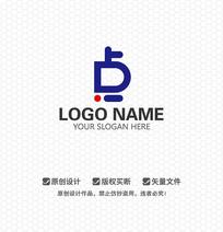 点字时尚创意LOGO设计