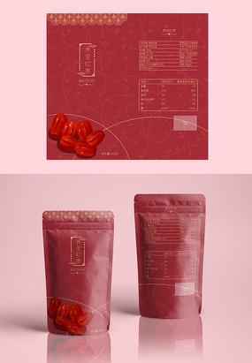 养生红枣包装设计