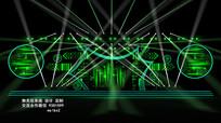 2020音乐节舞美效果图设计