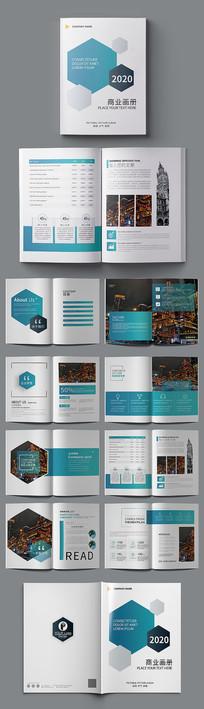 美式商企业画册(自拍图)