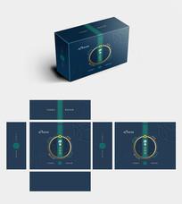 新中式简约高档茶包装礼盒