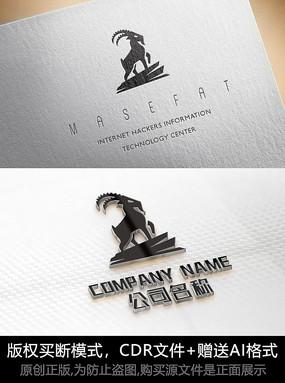 羊logo标志公司商标设计