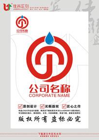 JN环保标志设计