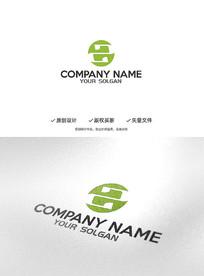 创意ZD字母造型设计企业标志