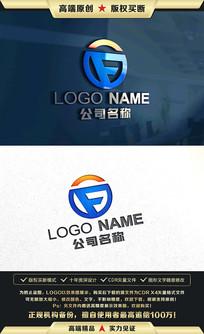 F字母LOGO标志商标