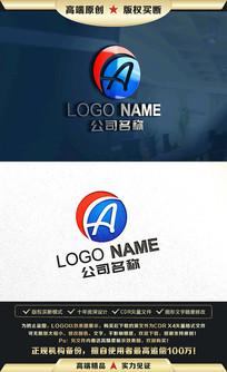 A字母LOGO设计A字母标志商标