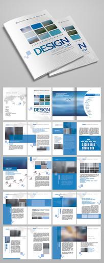 企业画册宣传册设计模板