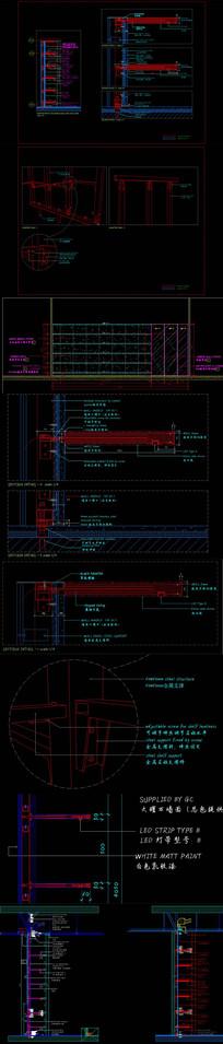 珠宝展厅cad平面图_展示空间图片_展示空间设计素材_红动网