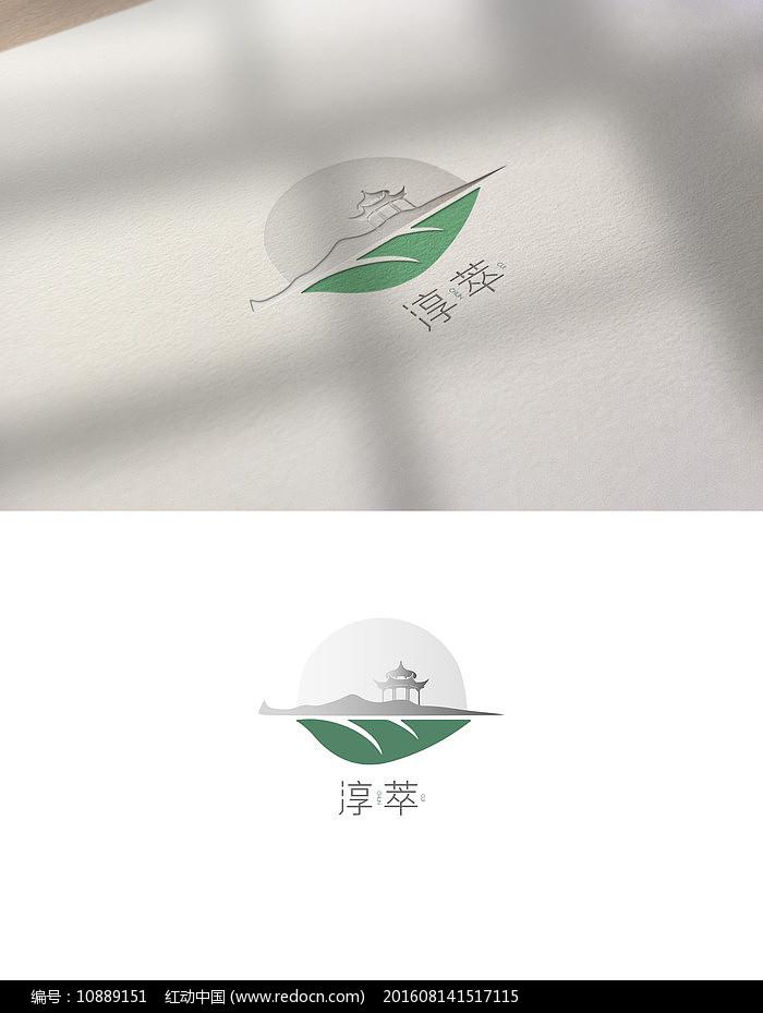 茶logo醇萃