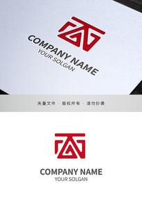 汉字西商业类标志设计
