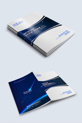 最新大气企业封面设计