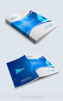 最新创新科技封面模板