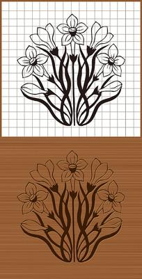 花植物AI矢量素材元素