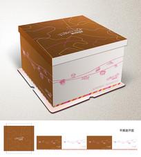 生日蛋糕包装设计