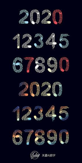 流线创意数字设计