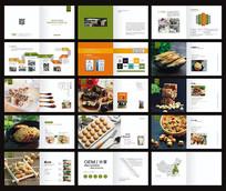 食品企业画册