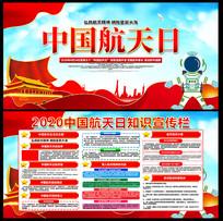 4.24中国航天日宣传展板