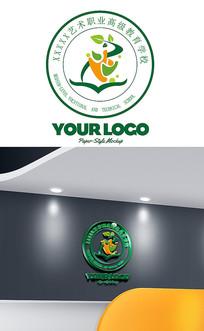 职业技术教育学校logo
