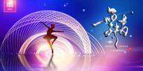 大气舞蹈设计海报