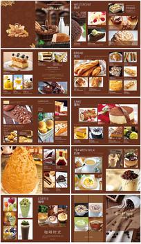 烘焙糕点产品手册
