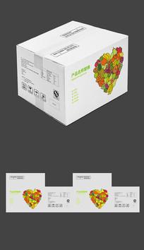 高端进口水果包装