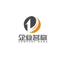 高端大气简洁房产开发logo