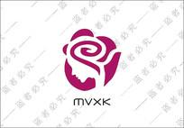 美容美发logo