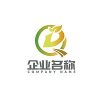高端字母D农业农场logo