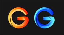 字母G英文字设计
