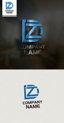 LDZ标志LOGO设计