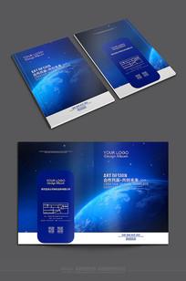 大气最新商务企业画册封面