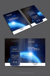 高档企业画册封面