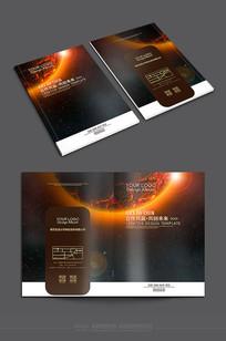 精品商务画册封面设计
