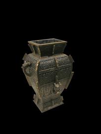 古典青铜器皿