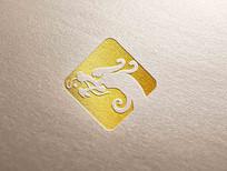 龙标识logo设计