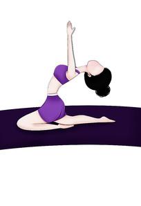 原创美体塑形运动操瑜珈