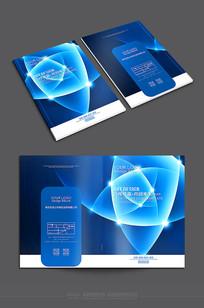 创意智能科技封面素材