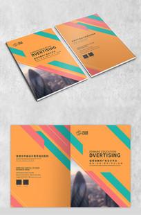 高端几何创意书籍封面设计