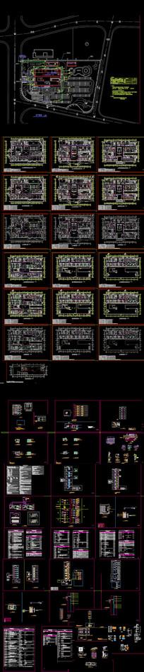医院智能化设计系统图
