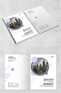 圆形创意书籍封面