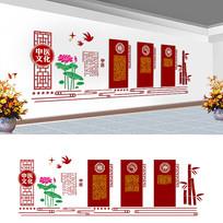 中医宣传展板设计