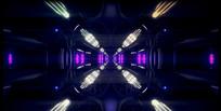 4k超清星空粒子背景视频素材