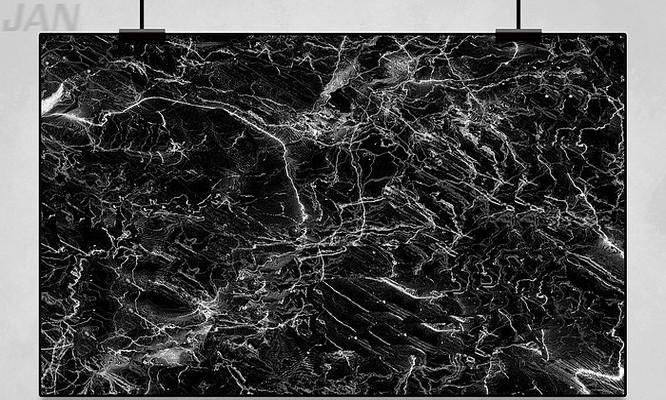 黑色纹理背景素材