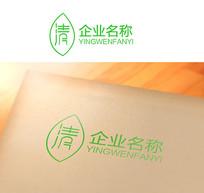 清字企业logo